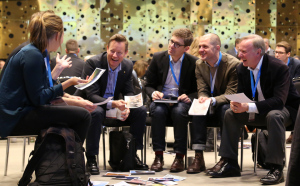 Innovation Pioneers Tank meeting on Complexity Management