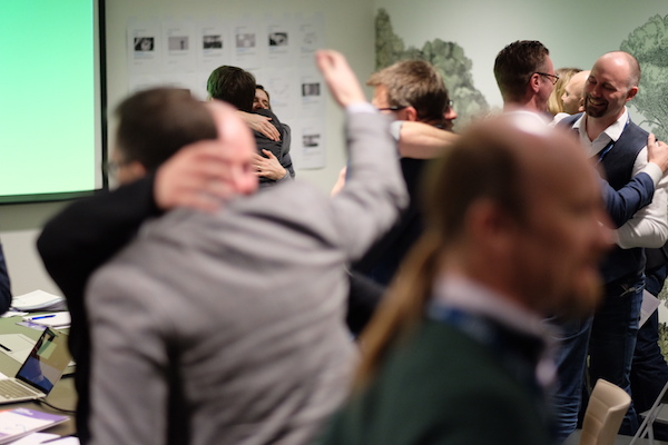 180314 Tank Meeting #41 at Altran - Documentation | Innovation Pioneers