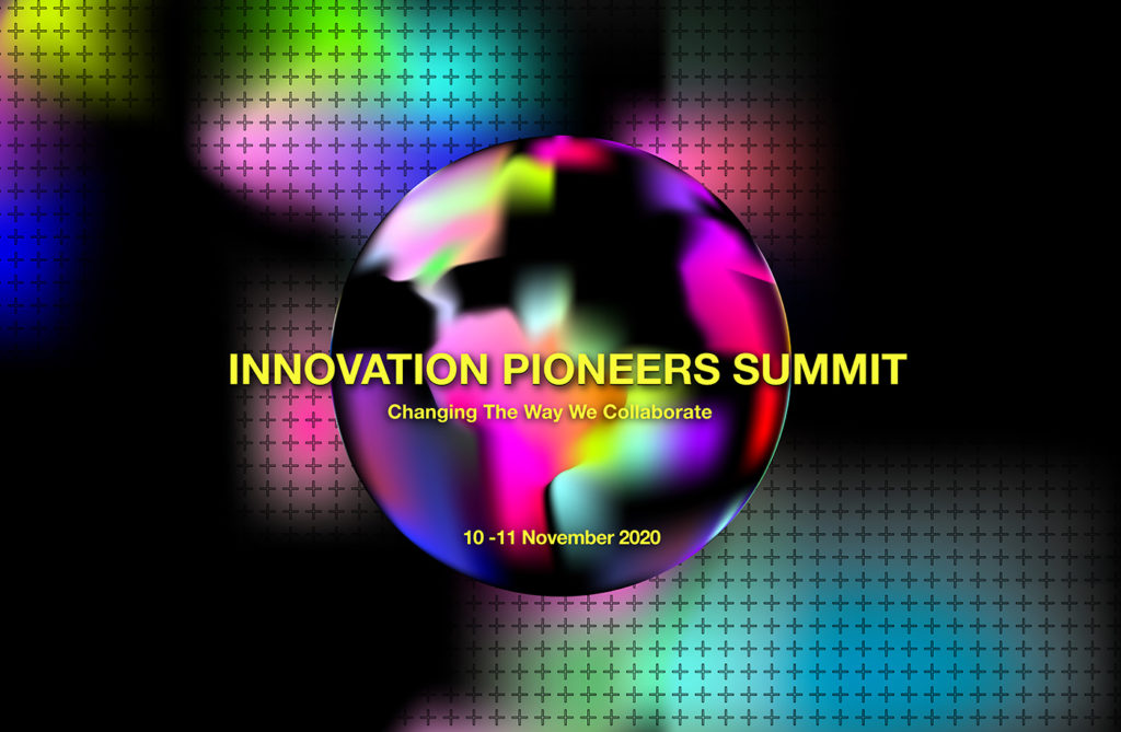 Innovation Pioneers Summit promo globe