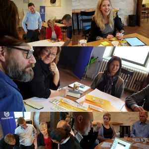 IP Report: Our 32nd Tankmeeting #4-2015 Culture beats strategy